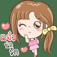 "Sticker of ""Jaew"""