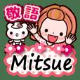 """Pretty Kazuko Chan series """"Mitsue"""""""