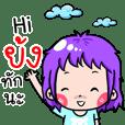 Yong Cute boy cartoon