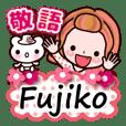 "Pretty Kazuko Chan series ""Fujiko"""