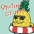 SPiCYSOL sticker