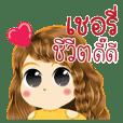 Cherry's Life Animation Sticker