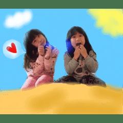 Ching sweet girls