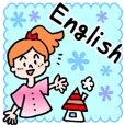 English greetings & positive messages!