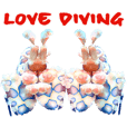 Love diving 潛水日常