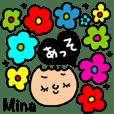 Many set Mina