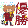 K's supporters football Sticker 2018