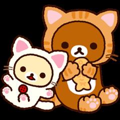 สติ๊กเกอร์ไลน์ Rilakkuma Animated Stickers
