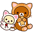 Rilakkuma Animated Stickers