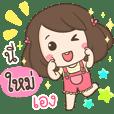 My name is Mai !!