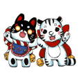 Tiger God and Inugako