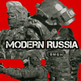 military sticker Modern Russia