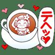 ひま子ちゃん145 コーヒータイム編2