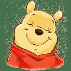 Pooh & Friends(溫馨的每一天)