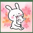 子育てウサギ2(ママ編)