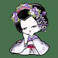 Kimono Girls sometimes Maiko