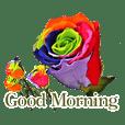 Selamat pagi, mawar
