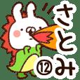 【さとみ】専用12