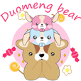 Duomeng bear and friend move up .2