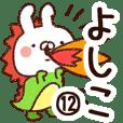 【よしこ】専用12