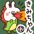 【きみちゃん】専用12
