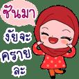 Sunma Hijab Girl (code : luk-sunma)