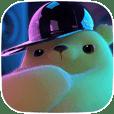 3D cute bear