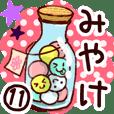 【みやけ/三宅】専用11