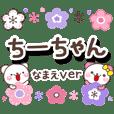 無難な【ちーちゃん】専用日常大人スタンプ