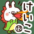 【けいこ】専用12