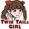 JAPANESE TWIN TAILS GIRL Vol.1