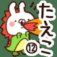 【たえこ】専用12
