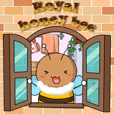 Royal honey bee