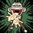 Crazy Funky Monkey9