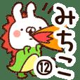 【みちこ】専用12