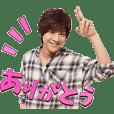 TAIZO SHIINA Sticker
