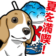 わんこ日和 ビーグル こいぬ vol.5 夏