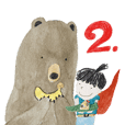 Bear & the girl with superpower 2