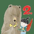 熊&小女孩 2