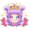 princessSticker