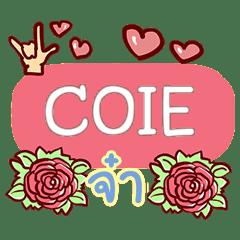 COIE what's up e
