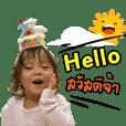 A little girl Namo