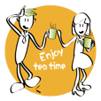 Enjoy tea time , Dynamic
