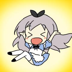 Move! CUTE GIRL Alice 3