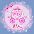 Name version of past works MIX #MARIKO