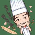 麵包大師的可愛貼圖