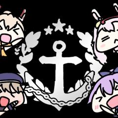 AzurLane Animation Sticker Vol.1