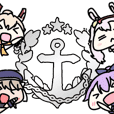 AzurLane Animation Sticker Vol.1