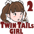 JAPANESE TWIN TAILS GIRL Vol.2