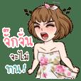 I am Jakjun (Yuri sexy girl ver.)